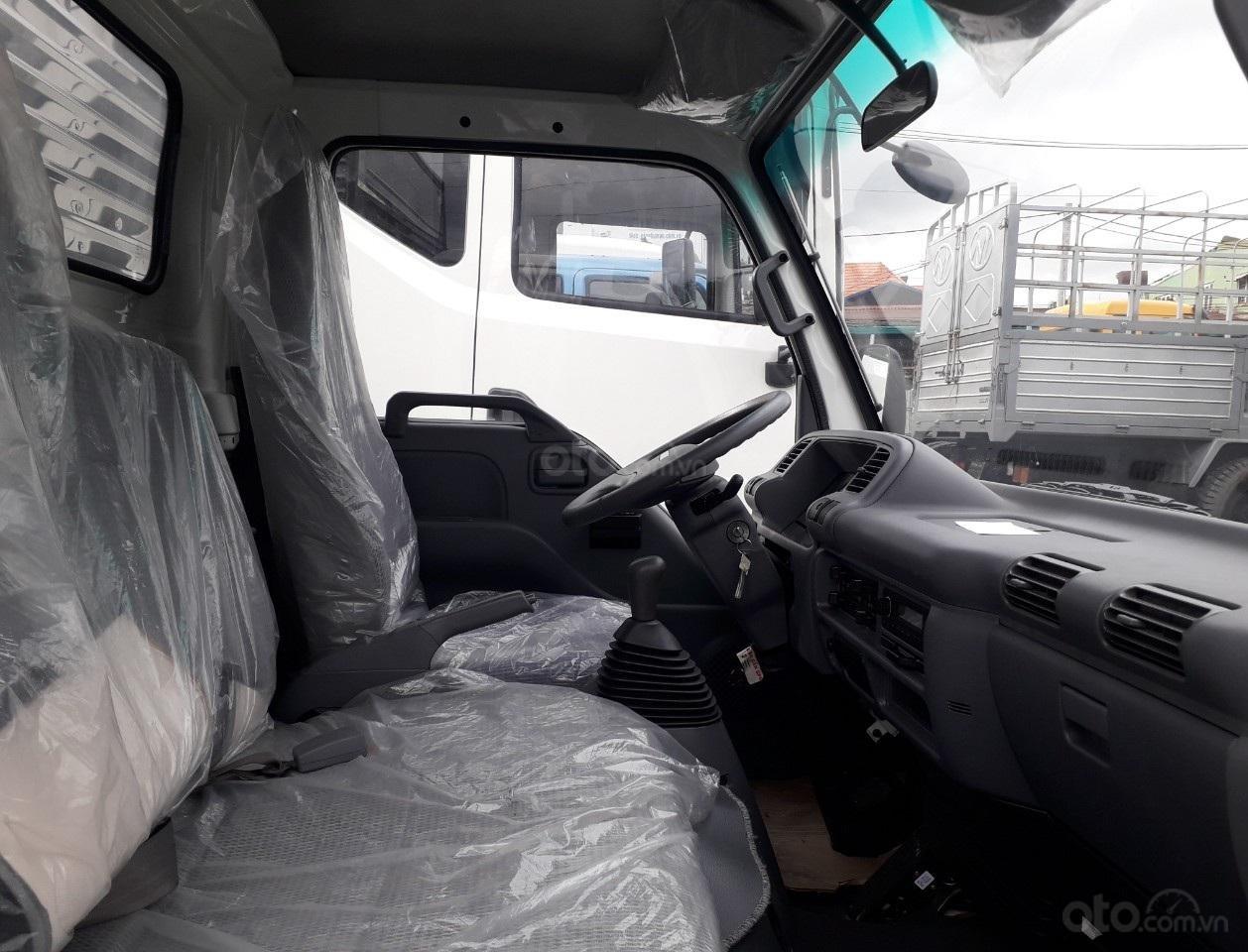 Bán xe Isuzu 1.9T Vĩnh Phát - Isuzu 1T9 thùng kín 6m2 (5)