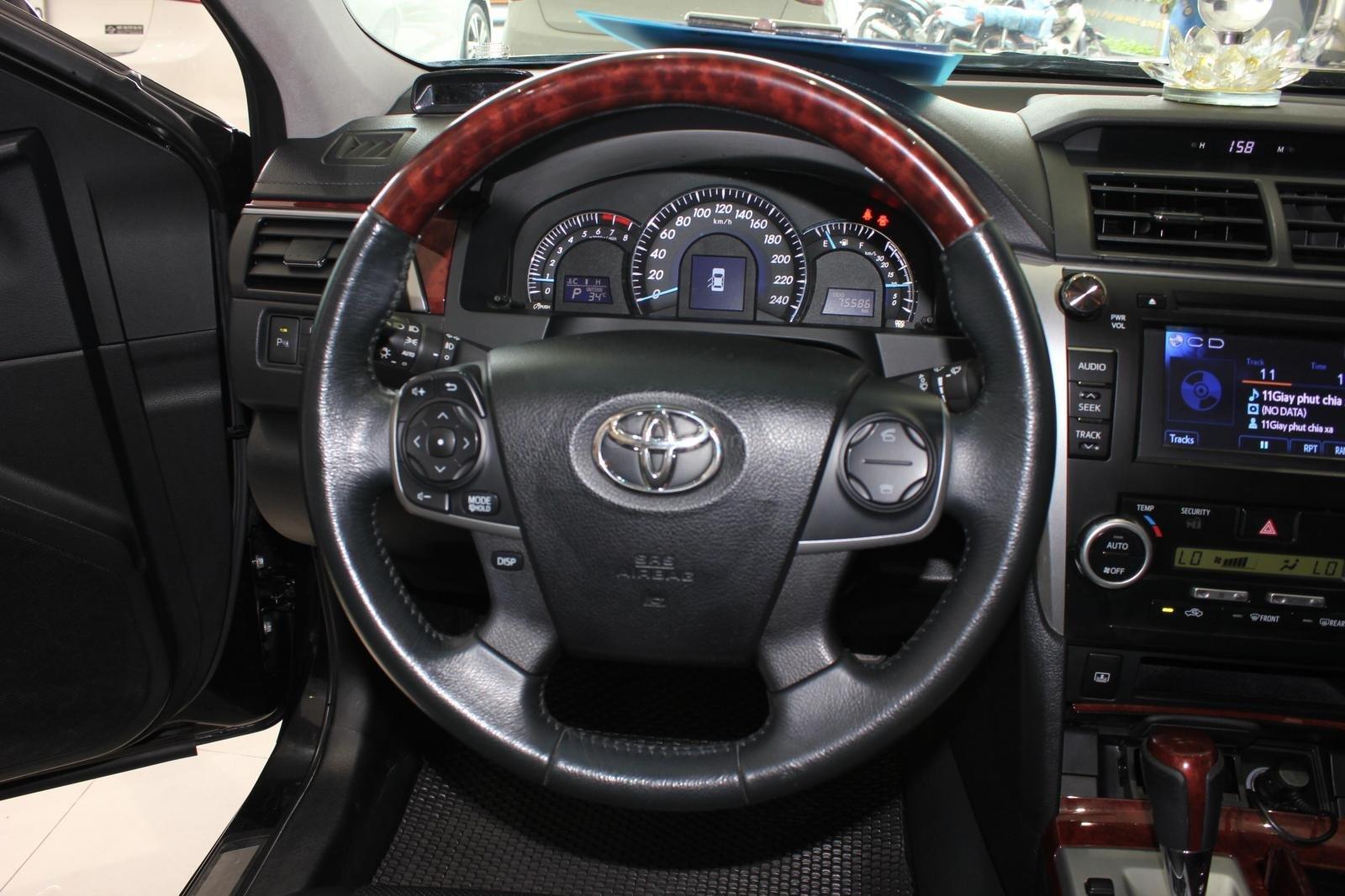 Cần bán Toyota Camry 2.5 Q 2013 bản full, màu đen, giá chỉ 755 triệu (6)