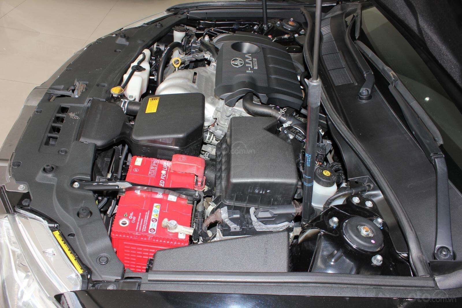 Cần bán Toyota Camry 2.5 Q 2013 bản full, màu đen, giá chỉ 755 triệu (8)