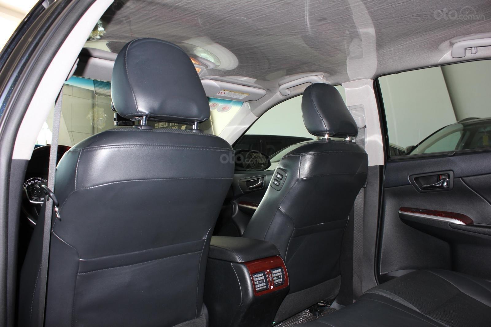 Cần bán Toyota Camry 2.5 Q 2013 bản full, màu đen, giá chỉ 755 triệu (22)