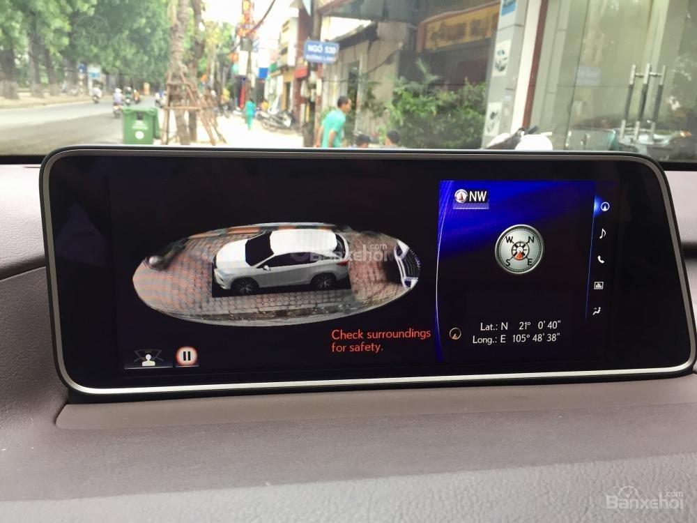 Bán Lexus RX 450H đời 2020, nhập Mỹ, giao ngay toàn quốc, giá tốt, LH: 093.996.2368 Ms Ngọc Vy (17)
