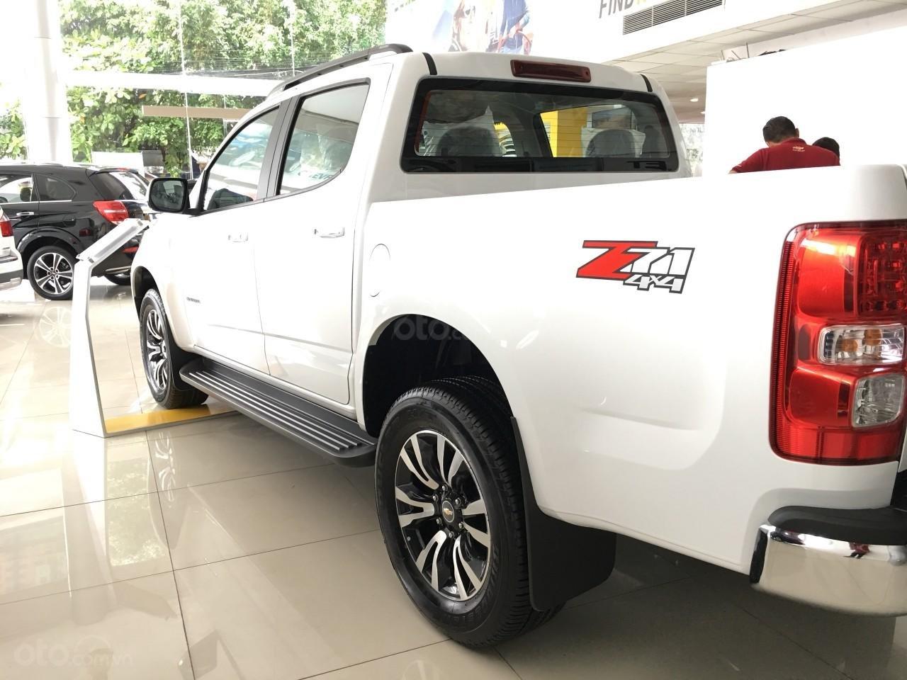 Xe bán tải Chevrolet Colorado LTZ MY19, màu trắng, xe nhập, giao ngay, ưu đãi sốc tháng 11, LH 0962.951.192 (5)