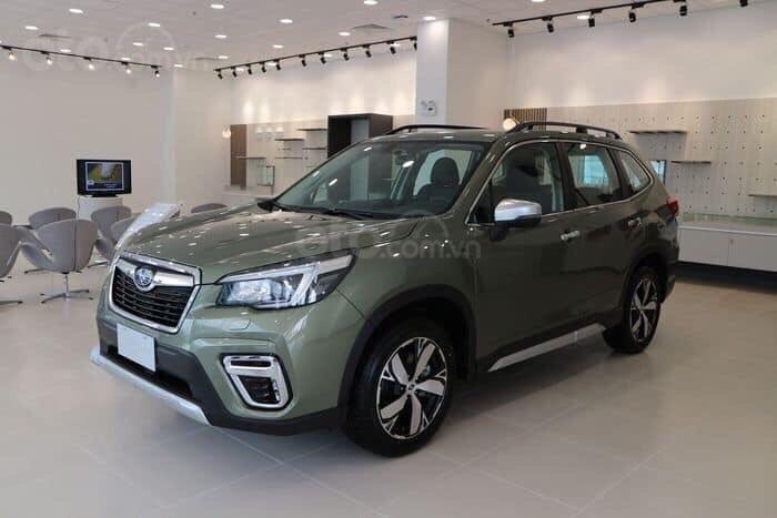 Subaru Forester i-L (5 chỗ), nhập khẩu Thái, giá chỉ từ 960 triệu trong 11/2019 (1)