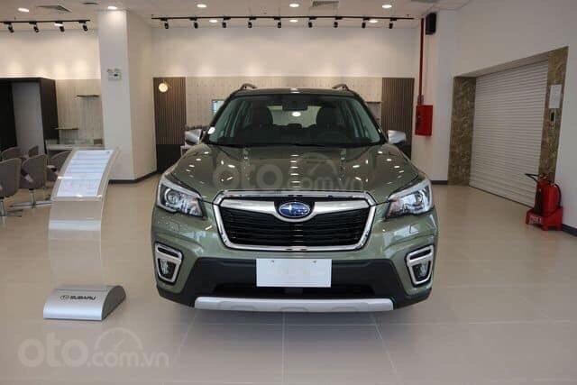 Subaru Forester i-L (5 chỗ), nhập khẩu Thái, giá chỉ từ 960 triệu trong 11/2019 (2)