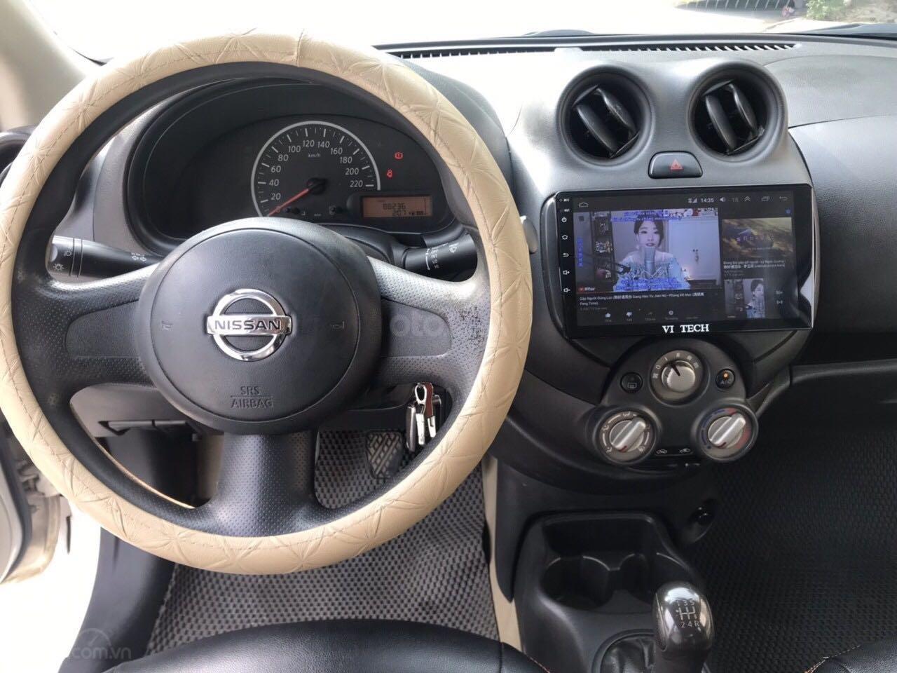 Bán ô tô Nissan Sunny sản xuất 2013, chợ ô tô cũ Mỹ Đình (5)