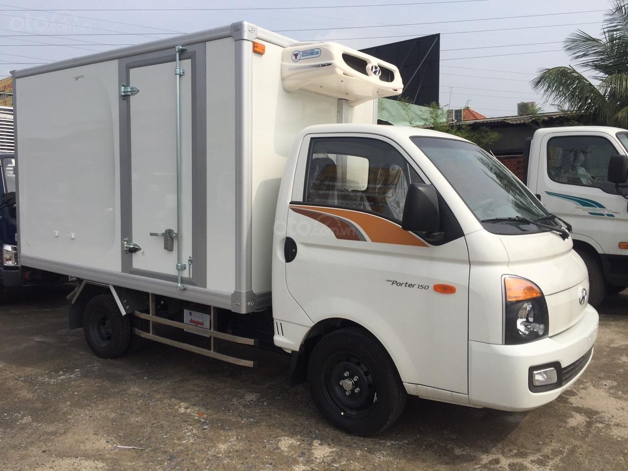 Bán Hyundai Porter năm 2019, màu trắng, nhập khẩu nguyên chiếc, giá chỉ 499 triệu - giao ngay (2)