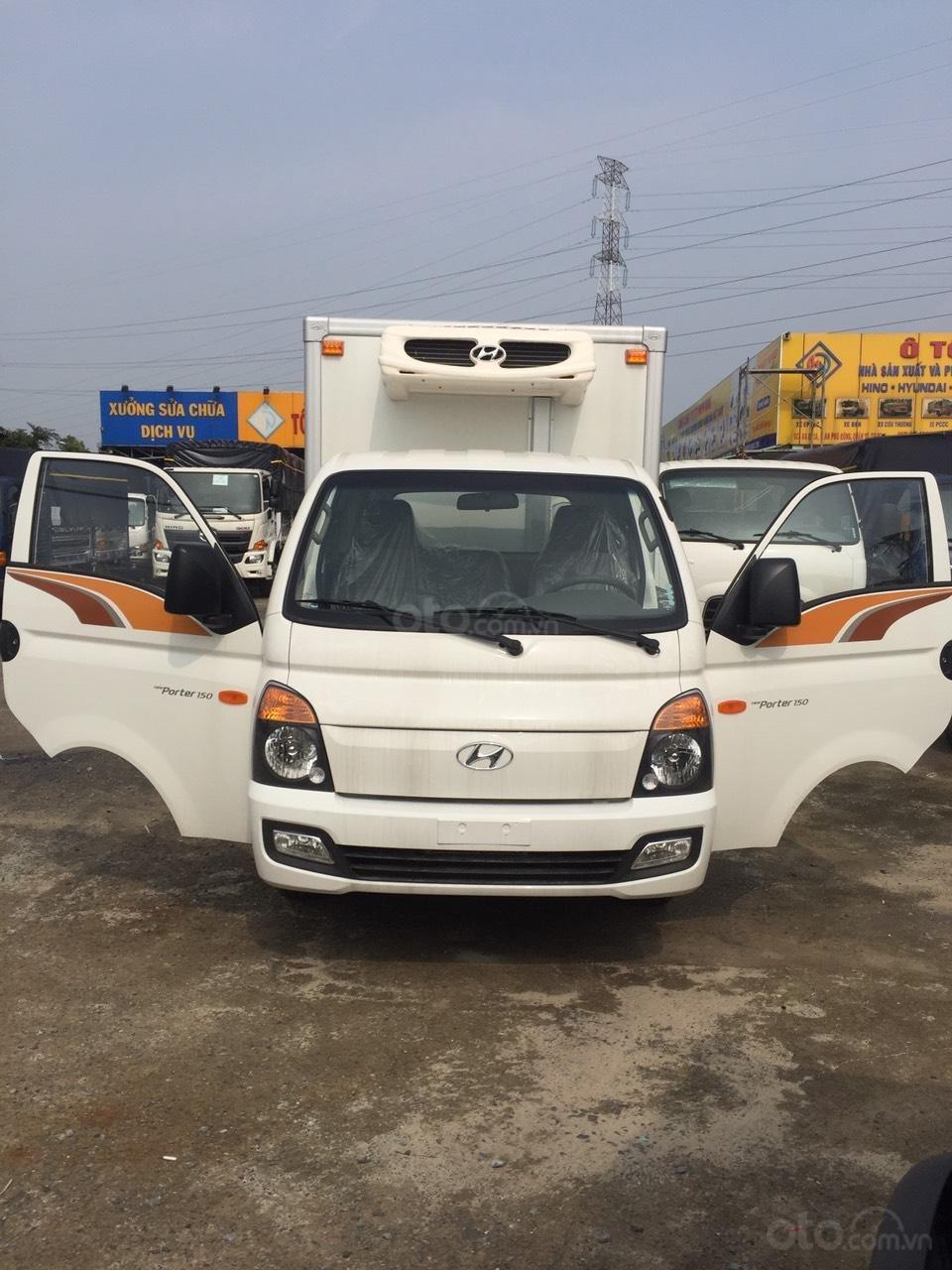 Bán Hyundai Porter năm 2019, màu trắng, nhập khẩu nguyên chiếc, giá chỉ 499 triệu - giao ngay (1)