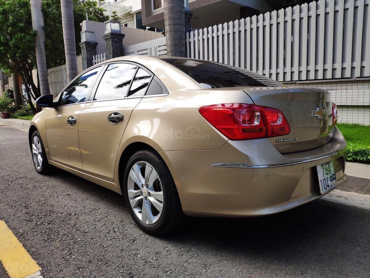 Bán Chevrolet Cruze 1.8LTZ (số tự động), ĐK 1.2016, giá 450 triệu (2)