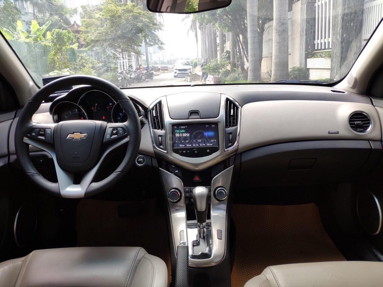 Bán Chevrolet Cruze 1.8LTZ (số tự động), ĐK 1.2016, giá 450 triệu (6)