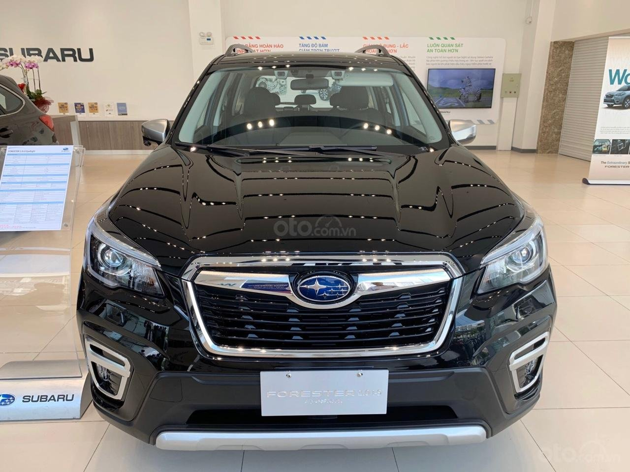 Subaru Forester nhập Thái, khuyến mãi 30 triệu trong tháng 11/2019 (8)