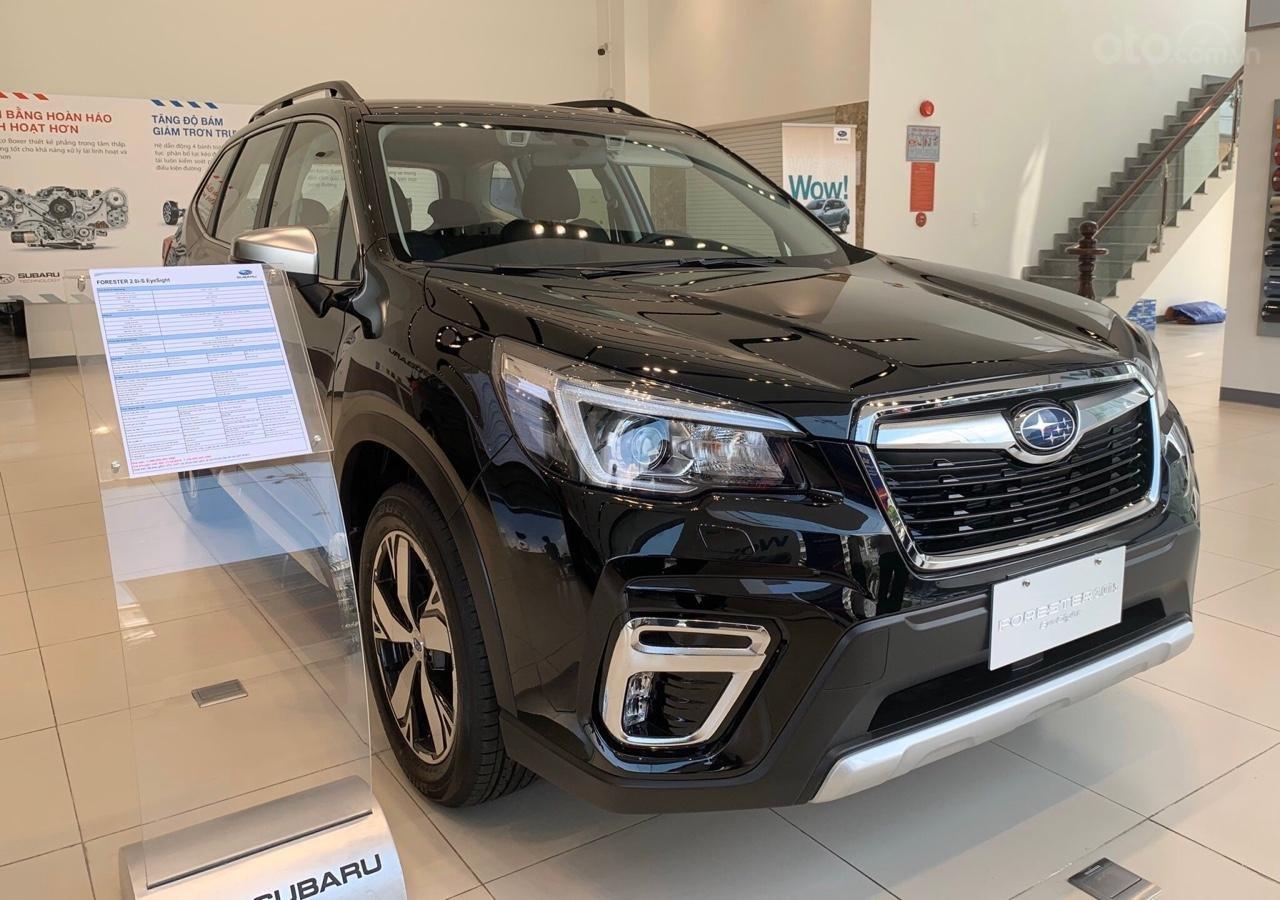 Subaru Forester nhập Thái, khuyến mãi 30 triệu trong tháng 11/2019 (6)