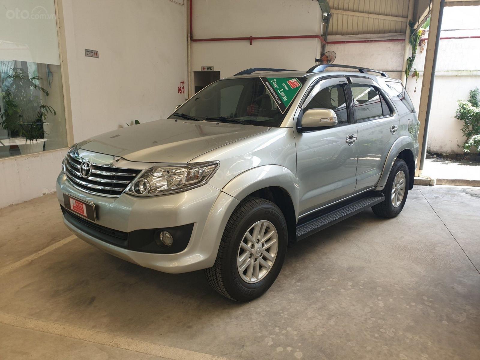 Fortuner 2012 đẹp keng, xe gia đình sử dụng kĩ (2)