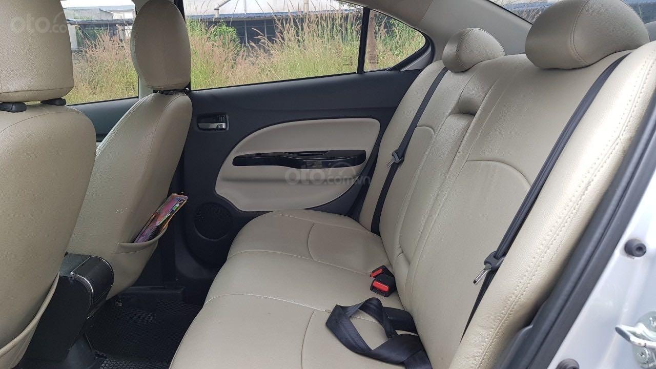 Bán ô tô Mitsubishi Attrage đăng ký lần đầu 2016, màu bạc nhập khẩu giá tốt 315 triệu đồng (6)