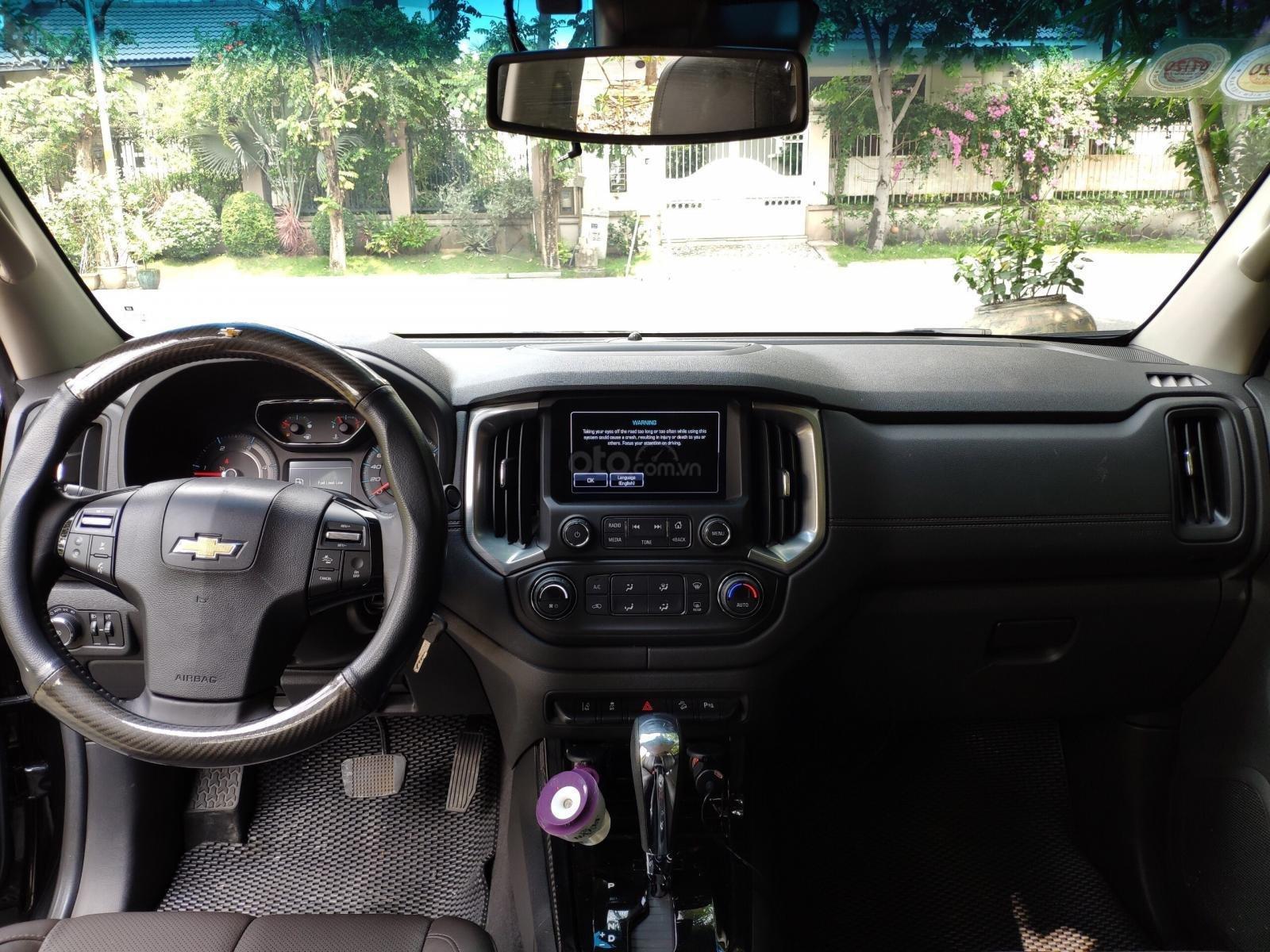 Bán tải Chevrolet Colorado High Country 2.8LTZ 4X4 2017, giá thương lượng (8)