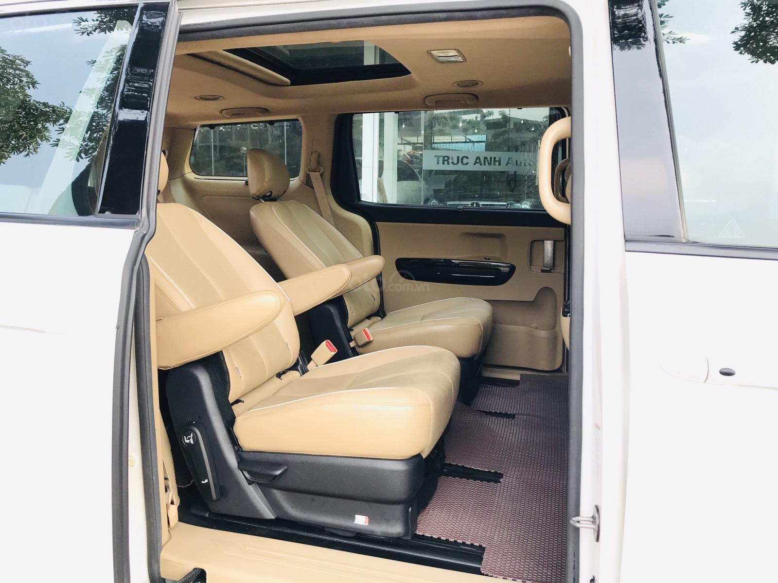 Kia Grand Sedona CRDI modo 2018, máy dầu bản cao cấp nhất, phun kịch option (23)