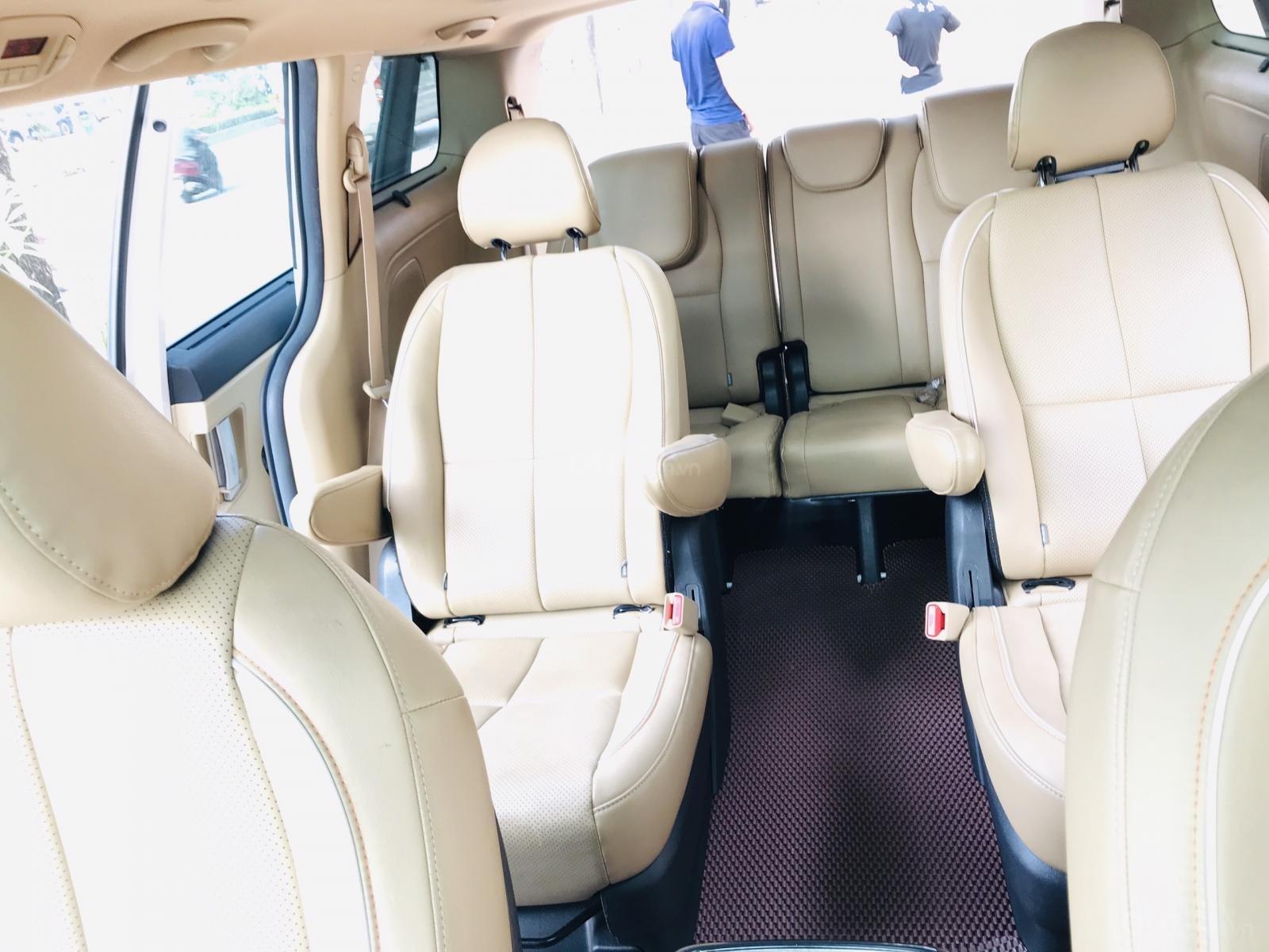 Kia Grand Sedona CRDI modo 2018, máy dầu bản cao cấp nhất, phun kịch option (24)