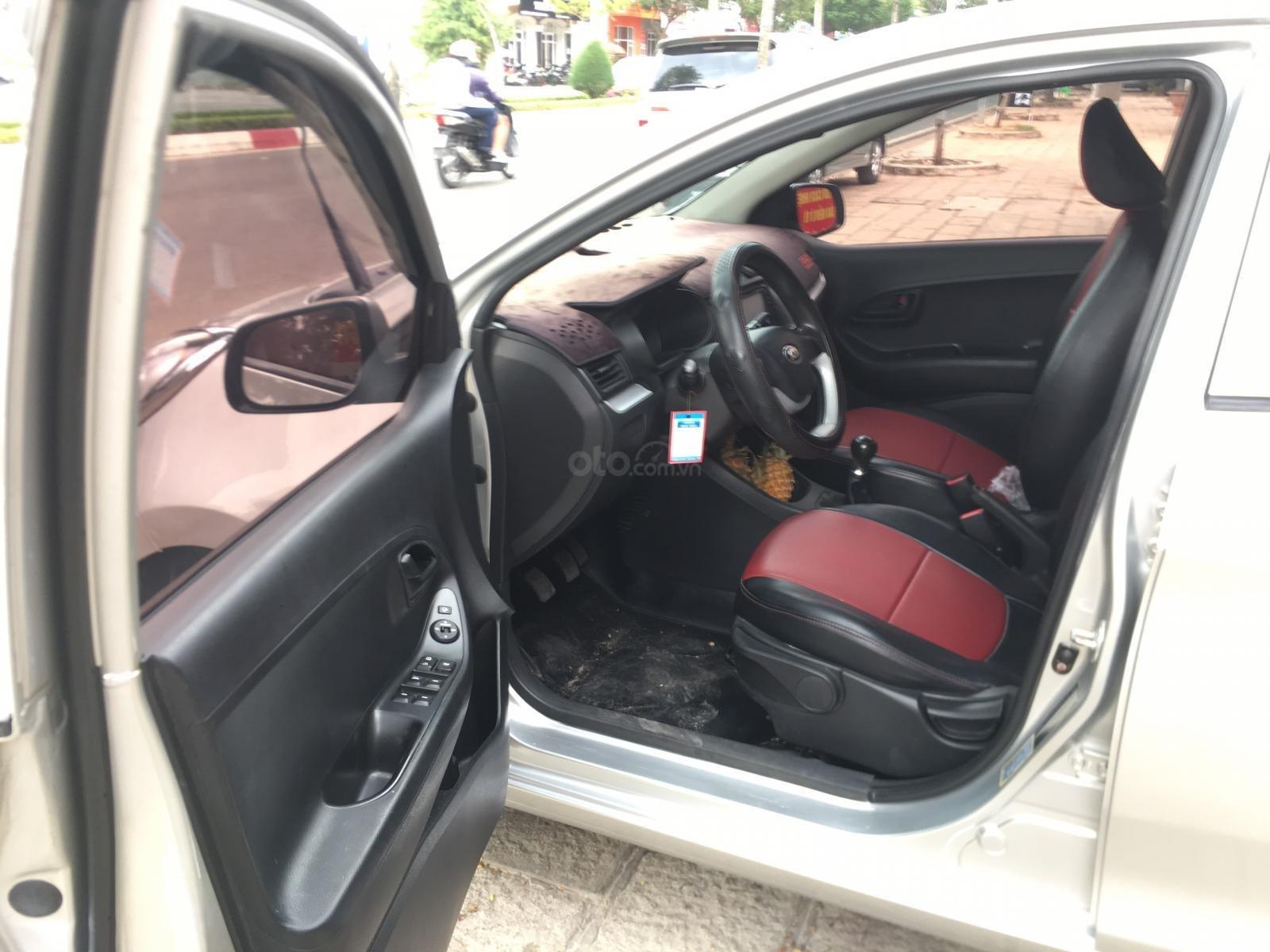 Cần bán xe Kia Morning sản xuất 2013, màu bạc, giá 245tr (2)