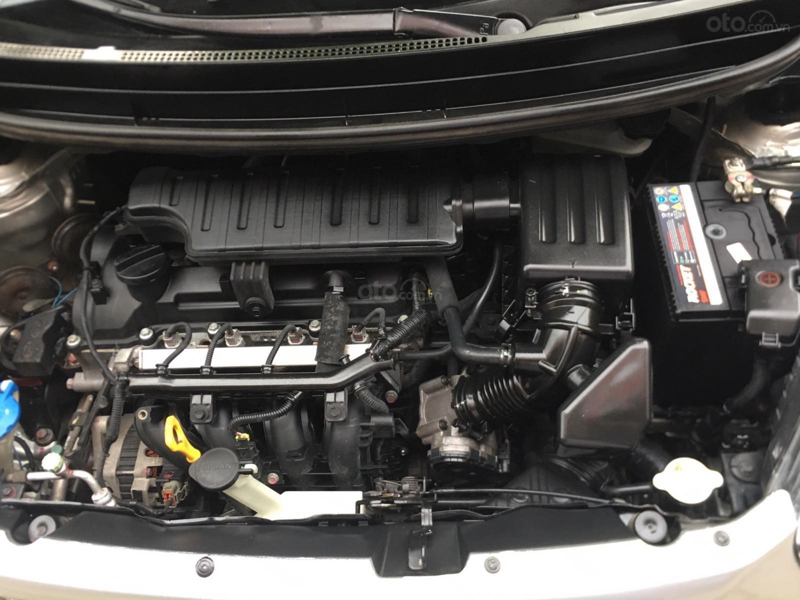 Cần bán xe Kia Morning sản xuất 2013, màu bạc, giá 245tr (10)