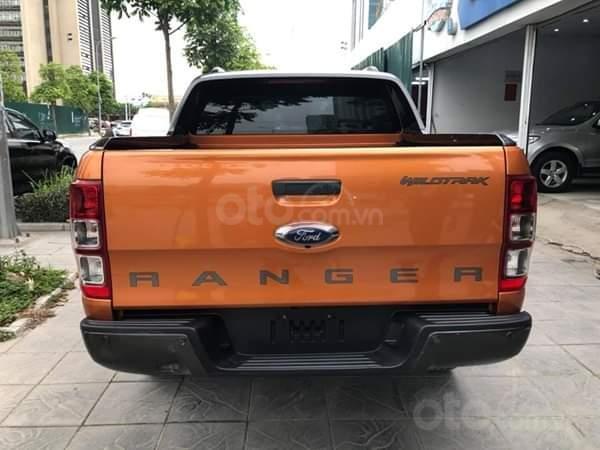 Ford Ranger Wildtrak 2.0L Biturbo 2019 tặng full đồ, hỗ trợ ngân hàng lãi suất tốt, gọi ngay 0978 018 806 (2)