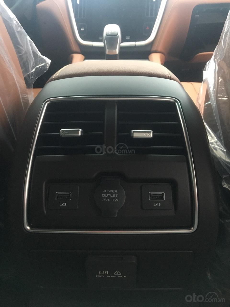 Bán xe VinFast LUX A2.0 full-Da Nappa Nâu 2019, màu bạc 0911234775 em Long (7)