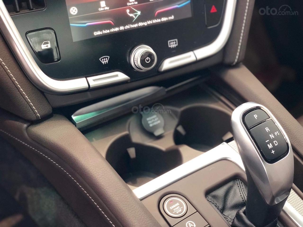 Bán xe VinFast LUX A2.0 full-Da Nappa Nâu 2019, màu bạc 0911234775 em Long (10)