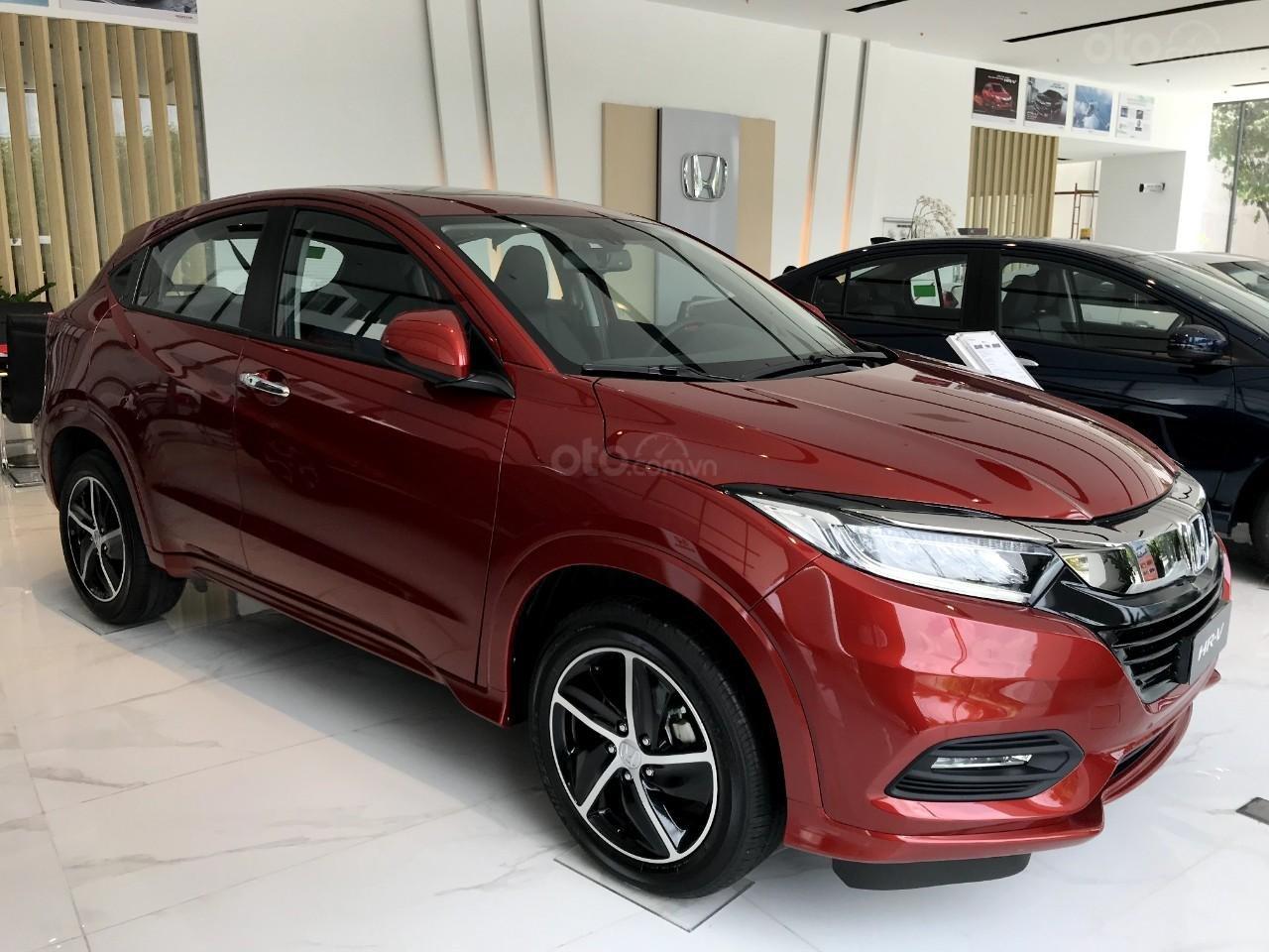 Honda oto Sài Gòn Quận 7, HR-V 2019, chỉ 250tr bạn đã có thể mang xe về nhà với nhiều gói quà tặng hấp dẫn (2)