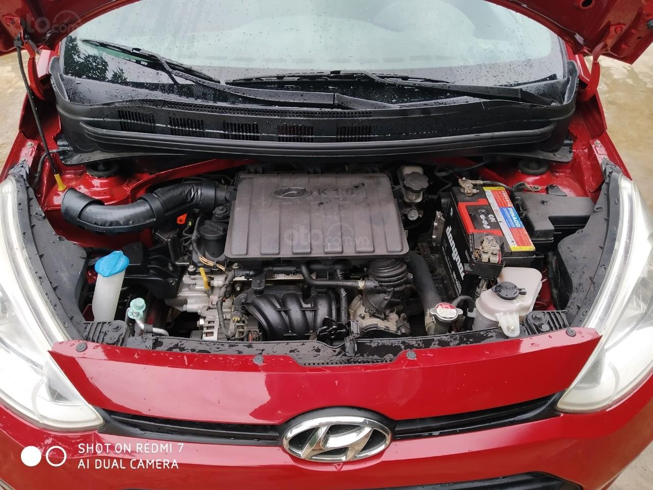Bán xe Hyundai Grand i10 xe gần như mới 90% (3)