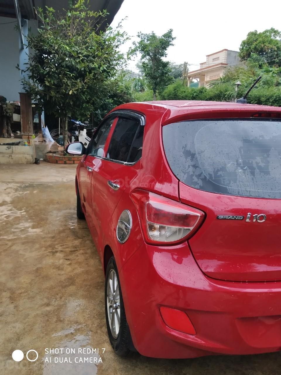 Bán xe Hyundai Grand i10 xe gần như mới 90% (7)