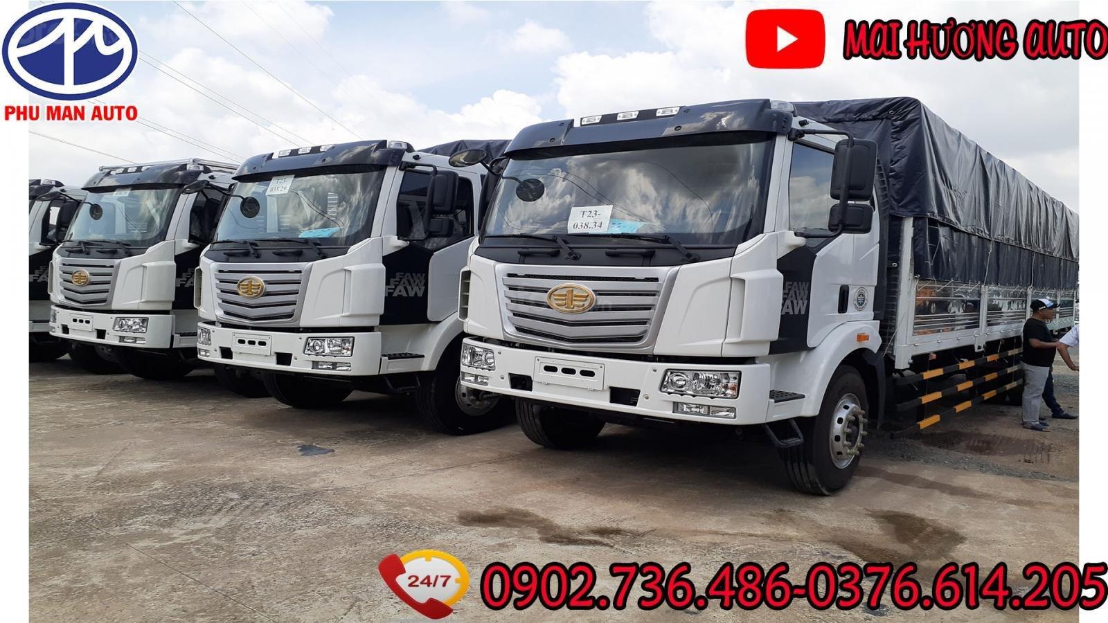Xe tải Trung Quốc 4x2 thùng dài 9m7   (5)
