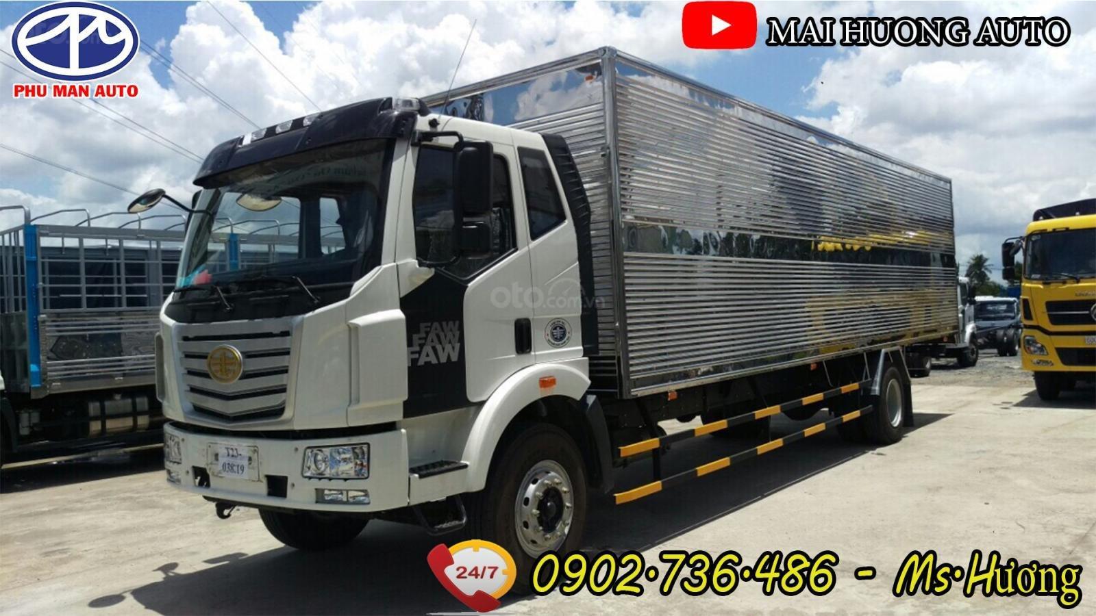 Xe tải Trung Quốc 4x2 thùng dài 9m7   (2)