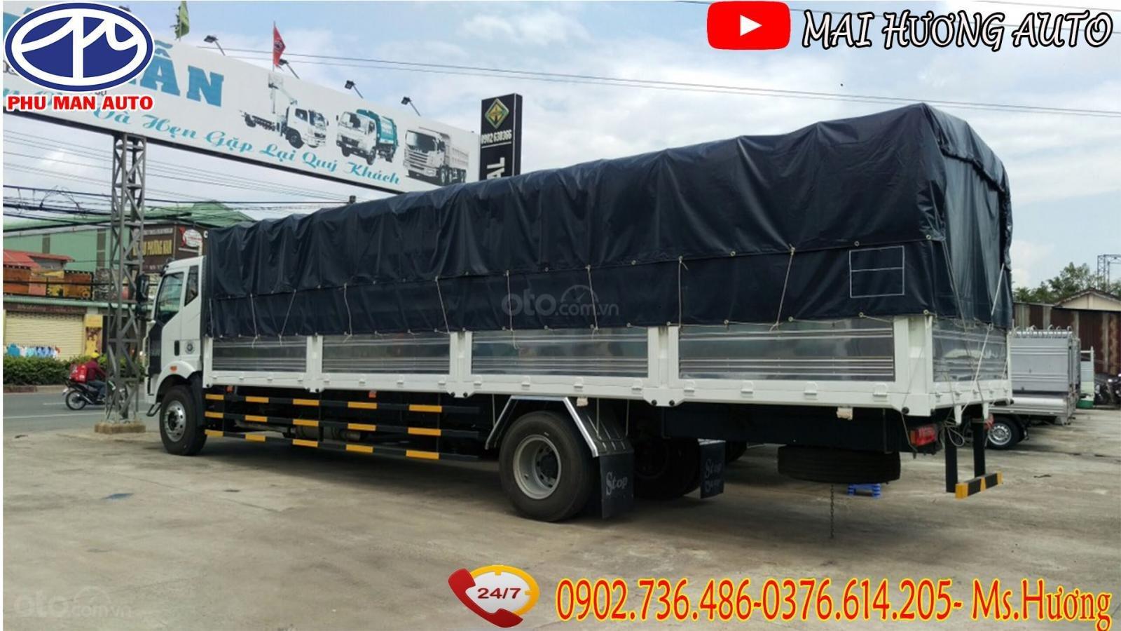 Xe tải Trung Quốc 4x2 thùng dài 9m7   (4)