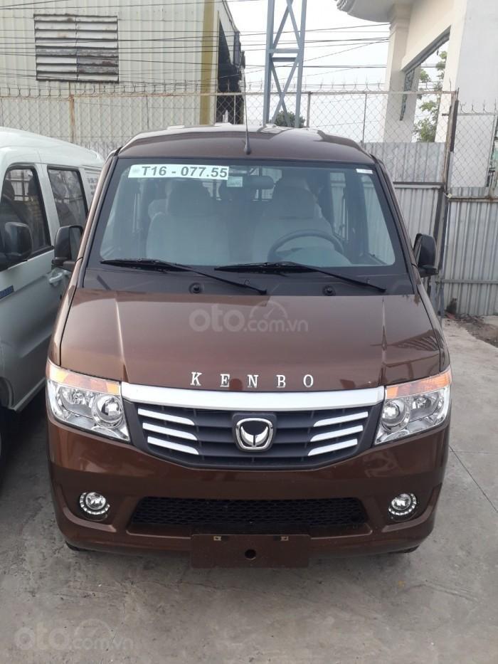 Xe Van 5 chỗ Kenbo thương hiệu Việt Nam công nghệ Nhật Bản (2)