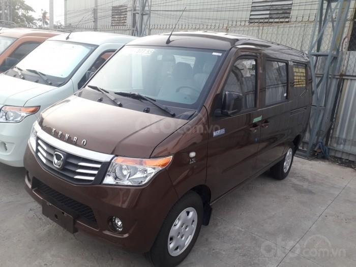 Xe Van 5 chỗ Kenbo thương hiệu Việt Nam công nghệ Nhật Bản (1)