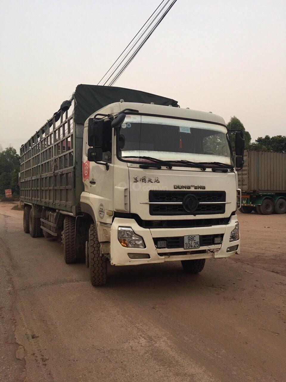 Bán Dongfeng 5 chân đời 2015 thùng inox cực đẹp (3)