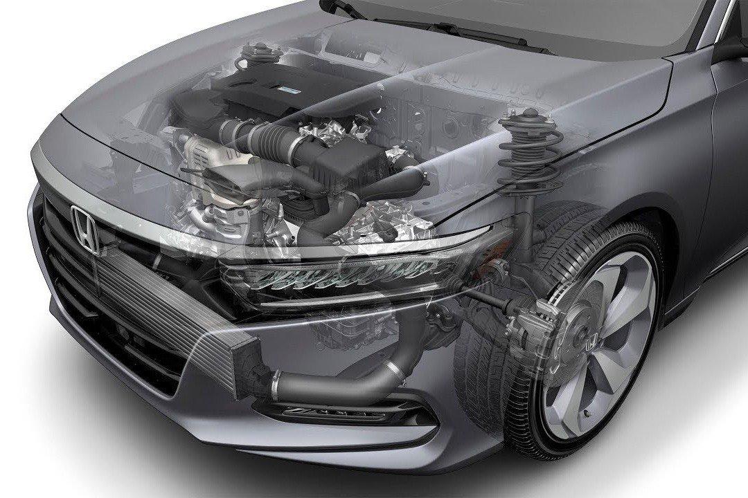 So sánh xe Toyota Camry 2019 và Honda Accord 2020 về động cơ - Ảnh 1.