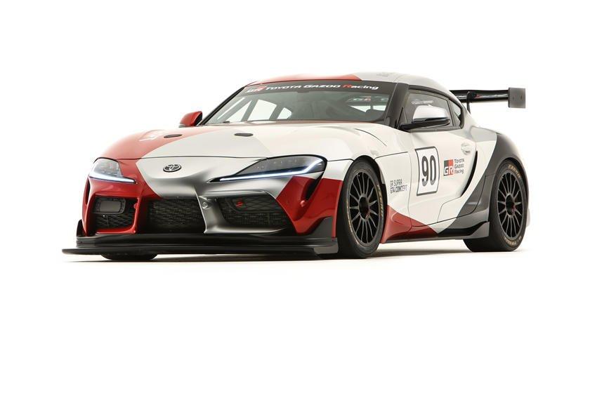 Gazoo Racing Toyota Supra GT4.