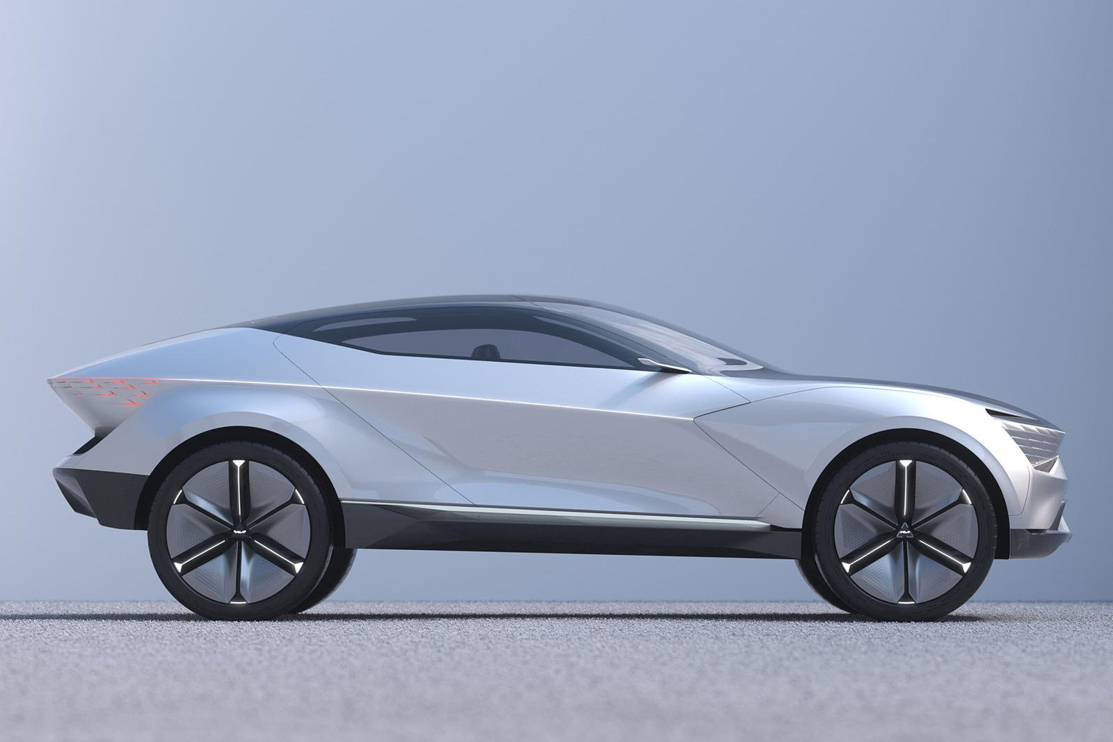 Mẫu xe concept Kia Futuron - ảnh 2.