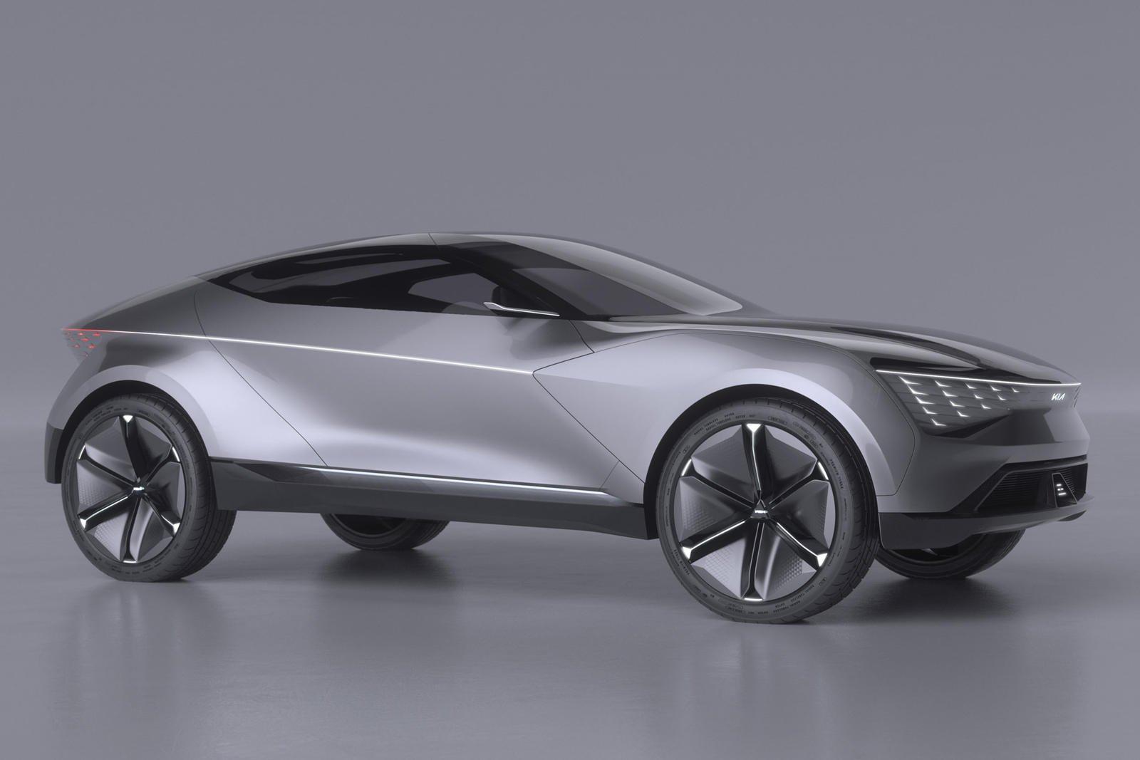 Mẫu xe concept Kia Futuron - ảnh 1.