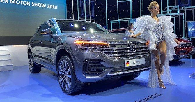 Volkswagen Touareg 2020 đã bị cấm nhập khẩu vào Việt Nam