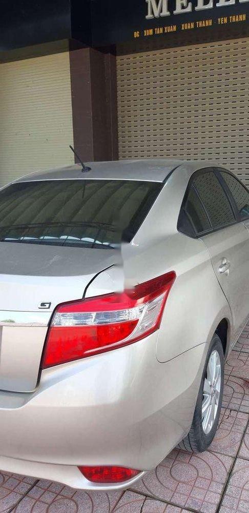 Cần bán xe Toyota Vios đời 2017 xe nguyên bản (3)