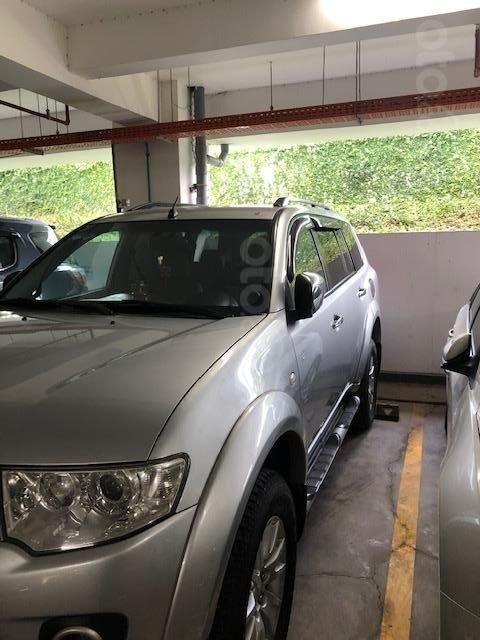 Cần bán Mitsubishi Pajero Sport năm 2011, giá cả cạnh tranh, xem xe thích ngay, LH: 0903729689 (1)