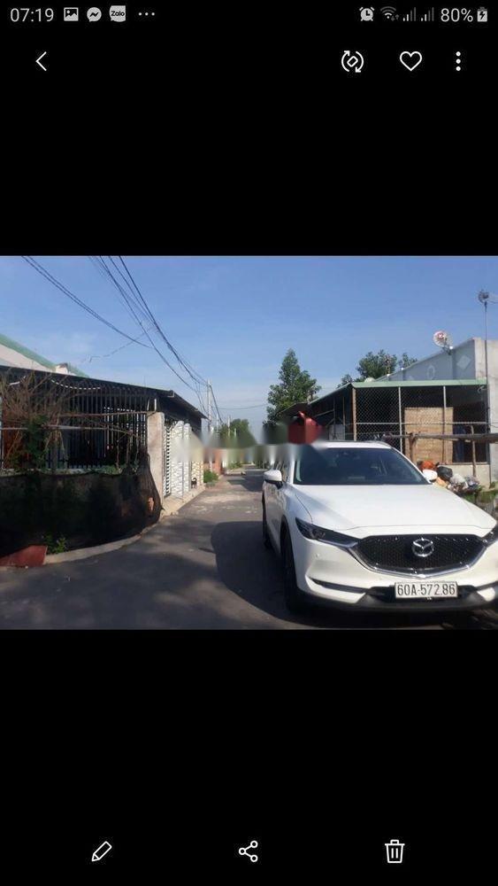 Bán Mazda CX 5 năm sản xuất 2018, màu trắng, xe chính chủ (1)