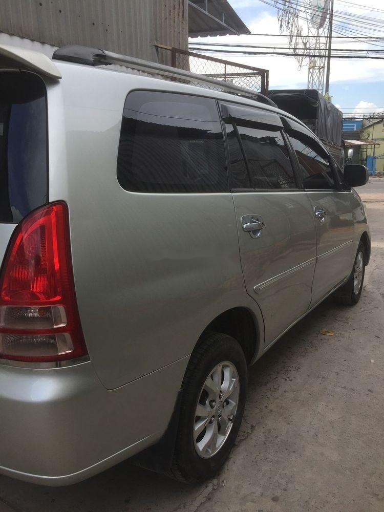Cần bán Toyota Innova MT năm 2008, xe nhập (5)