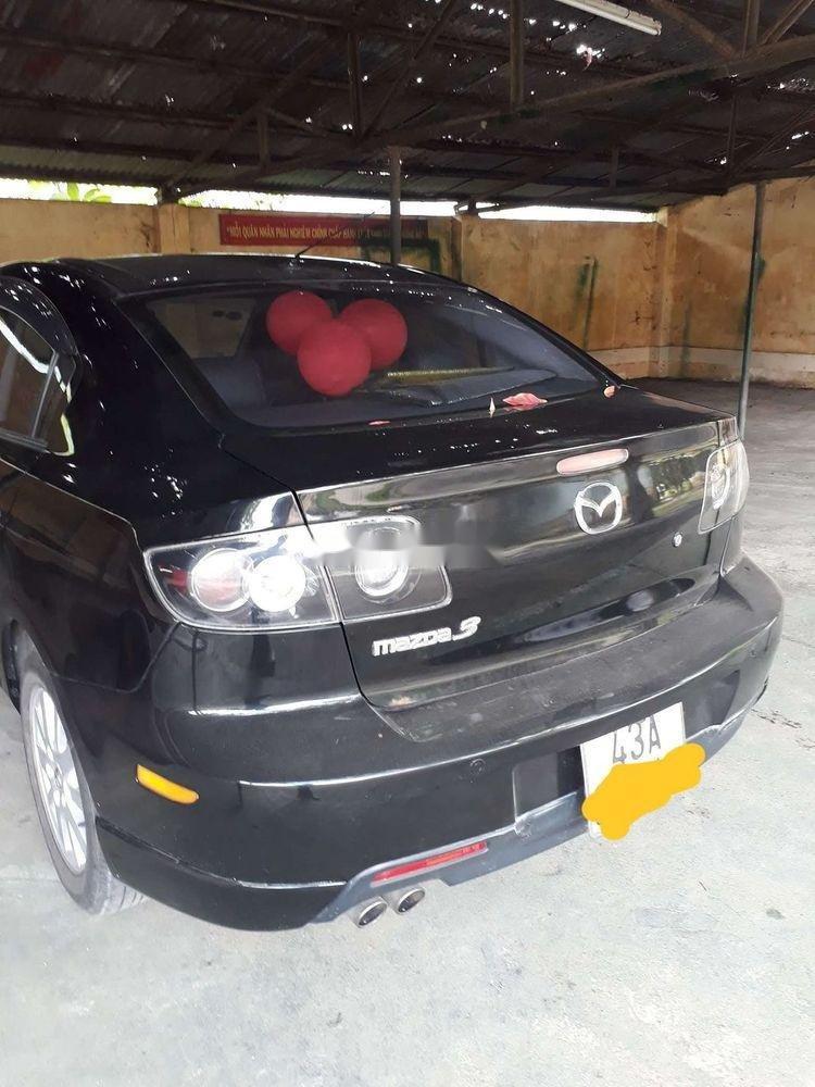 Bán Mazda 3 đời 2009, màu đen, nhập khẩu, số tự động, 320tr (1)