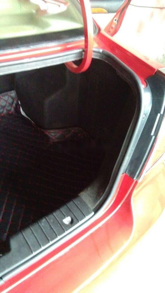 Bán xe Chevrolet Aveo sản xuất 2012, màu đỏ, giá tốt (10)