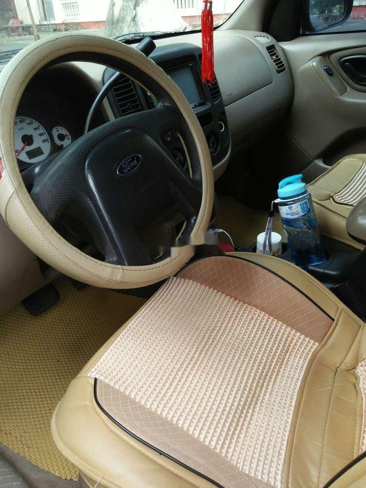Bán Ford Escape đời 2002, màu đỏ, xe nhập chính hãng (4)