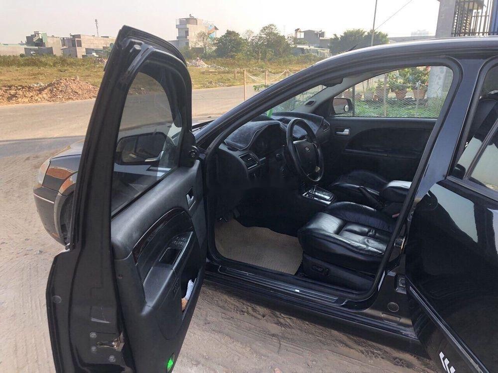 Bán xe Ford Mondeo đời 2005, màu đen, 215 triệu (2)