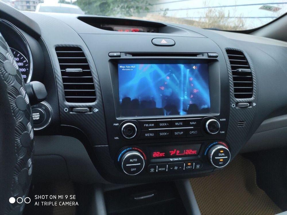 Bán Kia K3 2.0 AT năm sản xuất 2015, màu trắng chính chủ (6)