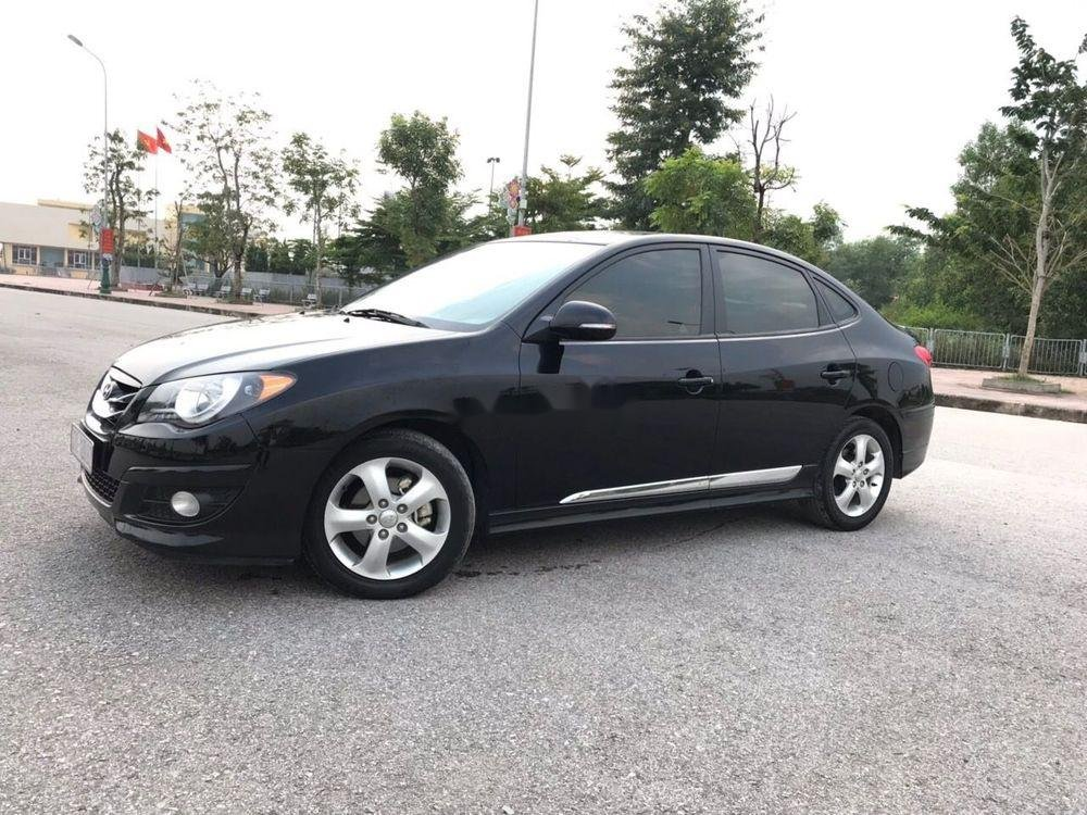 Cần bán lại xe Hyundai Avante năm 2014, màu đen chính chủ giá cạnh tranh xe nguyên bản (2)