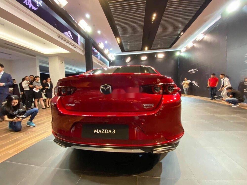 Bán Mazda 3 đời 2019, màu đỏ, giá tốt (3)